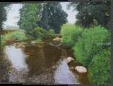Start of Quest, Paintings, Photorealism,Realism, Landscape,Nature, Canvas,Oil, By Dejan Trajkovic