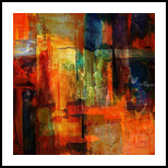 Stations *2, Paintings, Fine Art, Still Life, Canvas, By Bashir Abduljaber Ali Hajji