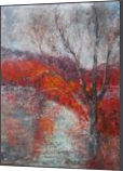 STAY BY ME, Paintings, Expressionism, Landscape,Nature, Acrylic, By Emilia Milcheva