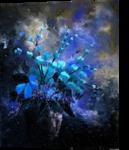 still life 0607, Paintings, Impressionism, Decorative, Canvas, By Pol Ledent