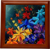 Gift Box With Ceramic Tile