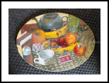 Still Life 2002, Paintings, Expressionism, Realism, Still Life, Canvas, By Berthold von Kamptz
