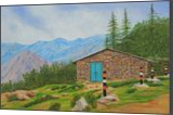 Stillness, Paintings, Expressionism,Photorealism,Realism, Landscape, Canvas, By Ajay Harit