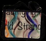 Strands, Digital Art / Computer Art, Abstract, Decorative, Photography: Metal Print, By jennifer thuotte