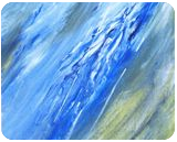 Stream, Paintings, Abstract,Modernism, Decorative,Fantasy,Inspirational,Spiritual, Acrylic,Painting, By Dana Krecere