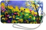 summer daisies, Paintings, Impressionism, Floral,Landscape, Canvas, By Pol Ledent