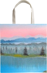 Shopping Tote Bag