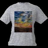 Sundown, Paintings, Fine Art, Nature, Acrylic, By adam santana