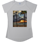 Women's Vapor Apparel Solar Performance Short Sleeve - White