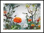 Sweet Summer, Digital Art / Computer Art,Photography, Fine Art,Surrealism, Animals,Botanical,Floral,Landscape,Nature, Digital,Photography: Photographic Print, By Jesper Krijgsman
