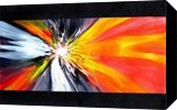 Symphonia, Paintings, Abstract, Avant-Garde, Acrylic, By Sévi Cabell Maghee