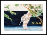 Te Casa, , The Glass Slipper, Paintings, Impressionism, Still Life, Watercolor, By Christina Giza