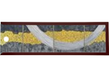 textured gray yellow silver paintings A074 190x90x4 cm  decor original abstract art big ready to hang painting acrylic on stretched canvas metallic textured glossy wall art by artist Ksavera, Paintings, Abstract,Commercial Design,Expressionism,Minimalism, Avant-Garde,Composition,Decorative,Spiritual, Acrylic,Canvas,Mixed,Painting,Spray Paint, By Ksavera Art