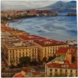 The bay of Napoli, Italy, Digital Art / Computer Art,Photography, Photorealism, Cityscape,Landscape, Digital, By Giuseppe 23 Esposito