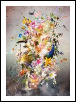 The Beacon, Digital Art / Computer Art,Photography, Fine Art,Surrealism, Animals,Botanical,Floral,Landscape,Nature, Digital,Photography: Photographic Print, By Jesper Krijgsman