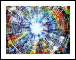The Beginning, Paintings, Abstract, Inspirational, Acrylic, By Plamen Stoyanov Ivanov