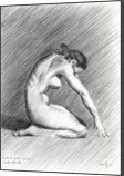 The birth of new cubism - 28-04-14, Drawings / Sketch, Abstract,Cubism,Fine Art,Impressionism,Realism, Anatomy,Composition,Erotic,Figurative,Inspirational,Nudes,People, Pencil, By Corne Akkers