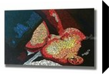 The Bond, Paintings, Fine Art, Conceptual, Acrylic,Canvas, By Toheeb  Adebayo  Bankole