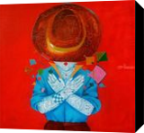 The childhood v, Paintings, Expressionism,Impressionism,Modernism,Pop Art,Realism,Sensationalism,Surrealism, Children,Decorative,Figurative,Portrait, Acrylic,Canvas, By Shiv Kumar Soni