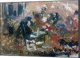 The Daily Chaos Life, Paintings, Expressionism, Art Brut,Daily Life,Documentary, Canvas,Oil,Painting, By Berthold von Kamptz