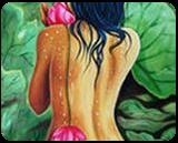 The Dawn of Love, Paintings, Realism, Figurative, Canvas, By RAGUNATH VENKATRAMAN