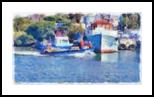 The Kishon River 14, Digital Art / Computer Art, Fine Art, Landscape, Digital, By BENARY  IMAGE