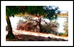 The Kishon River 21, Digital Art / Computer Art, Fine Art, Landscape, Digital, By BENARY  IMAGE