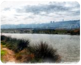 The Kishon River 24, Digital Art / Computer Art, Fine Art, Landscape, Digital, By BENARY  IMAGE