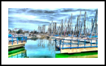 The Kishon River 31, Digital Art / Computer Art, Fine Art, Landscape, Digital, By BENARY  IMAGE