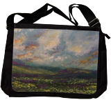 The Meadow, Decorative Arts, Fine Art, Landscape, Acrylic, By jennifer thuotte