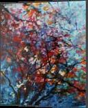 The Mirror, Paintings, Abstract, Nature, Acrylic, By Marta Kuźniar
