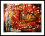 The Patternic Illusion, Paintings, Abstract,Modernism, Decorative, Acrylic,Gouache, By asm g ambia