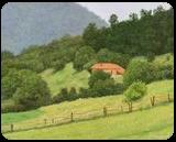 The Property, Paintings, Fine Art,Realism, Architecture,Landscape, Oil, By Dejan Trajkovic