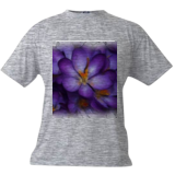 The Purple Flowers, Digital Art / Computer Art, Realism, , , By Joshua Bindseil