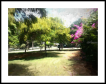 The Raanana Park 4, Decorative Arts, Fine Art, Landscape, Digital, By BENARY  IMAGE