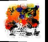 The Tiger 48, Digital Art / Computer Art, Abstract, Animals, Digital, By Joshua Bindseil