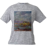 This is no yellow Submarine, Paintings, Impressionism, Landscape, Canvas, By Louis Pretorius