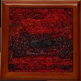 Through a forest of blood, Digital Art / Computer Art, Dadaism, Botanical, Digital, By Bernard Harold Curgenven