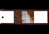 Through the Fog, Paintings, Fine Art, Landscape,Nature, Acrylic,Canvas, By Kelsey Elizabeth VandenHoek