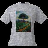 Tree Of Imagination, Paintings, Fine Art, Nature, Acrylic, By adam santana