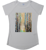 TREES STORIES #6, Paintings, Expressionism,Fine Art,Modernism, Land Art,Landscape,Nature, Acrylic,Canvas, By Emilia Milcheva