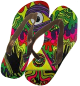TripEyeball, Drawings / Sketch,Illustration, Abstract,Hallucinogens,Symbolism, Analytical art,Decorative,Fantasy,Still Life,Wildlife, Acrylic,Painting, By Ana maria Cardona