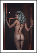 Tu m'as promis, Photography, Realism, Nudes,People, Digital, By Traven Milovich