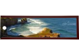 Tunnel Beach 1, Photography, Fine Art, Landscape, Canvas,Digital,Photography: Photographic Print,Photography: Stretched Canvas Print, By Ernest Wong