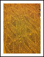 Turmeric, Carvings, Commercial Design, Inspirational, Fiber, By Melanie Brummer