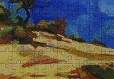 Rectangular Shaped Gloss Hardboard Jigsaw Puzzle
