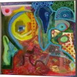 Untitled, Paintings, Abstract, Conceptual, Acrylic, By Wilson Barbosa Gouvea