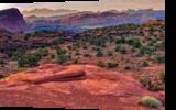 Utah Sunrise, Photography, Fine Art,Photorealism, Landscape,Nature, Photography: Premium Print, By Mike DeCesare