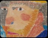 Van Gogh, Paintings, Impressionism, Portrait, Oil, By MD Meiser