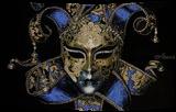 Venetian mask, Paintings, Fine Art,Modernism,Photorealism,Symbolism, Fantasy,Inspirational,Memorial, Acrylic, By Ivan Pili